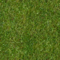 Blender game engine grass